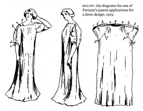 clothes pattern definition lagenlook sewing patterns fortuny dress patent