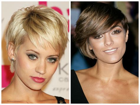 hairstyles for narrow faces hairstyles for thin hair and long narrow face