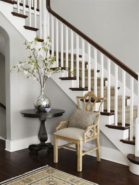 benjamin 1556 vapor trails and white dove color palettes entry ways