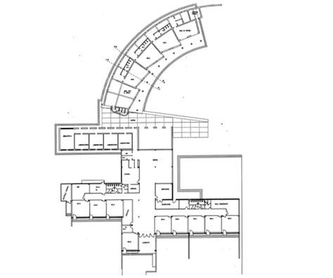 Contemporary Floor Plans primary school empoli italy general data