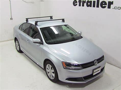 Volkswagen Jetta Roof Rack yakima roof rack for 2013 volkswagen jetta etrailer