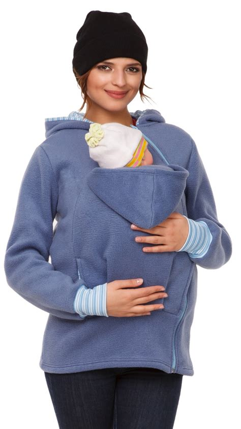 Maternity Fleece Hoodie happy s maternity fleece hoodie duo top