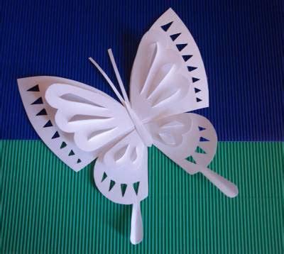 imagenes de mariposas hechas de papel molde para hacer una mariposa de papel cositasconmesh