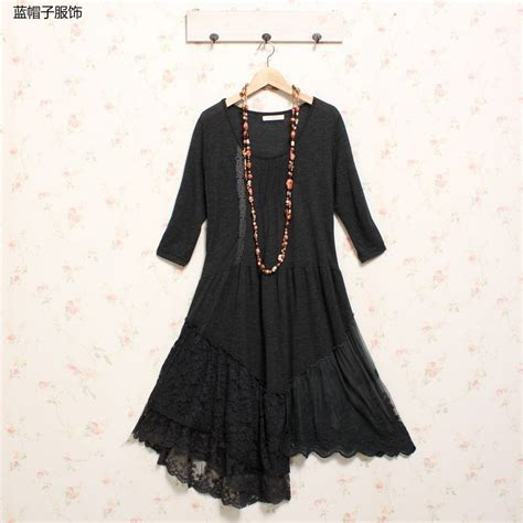 Handmade Dress - aliexpress buy lace patchwork irregular handmade