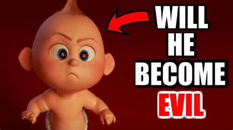 imagenes jack jack increibles pixar theory will jack jack be the villain in incredibles