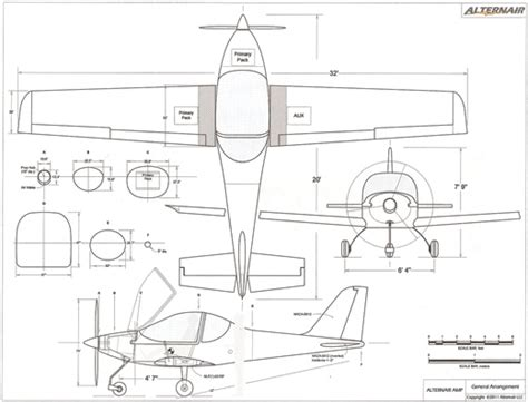 home built aircraft plans cessna 172 fuselage dimensions crafts