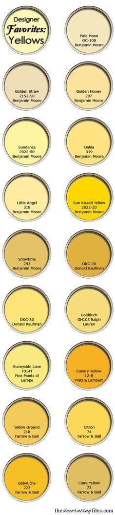 benjamin light yellow 25 best yellow paint colors ideas on yellow