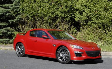 how cars run 2011 mazda rx 8 instrument cluster 2011 mazda rx 8 more zoom zoom than any other mazda review the car guide