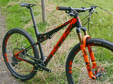 Ktm Moutain Bike Ktm Lays Up Race Ready Xc Suspension Scarp Hardtail