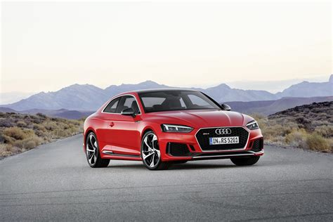 Audi Prices by Audi Prices 2018 Rs5 Coupe From Eur 80 900 Autoevolution