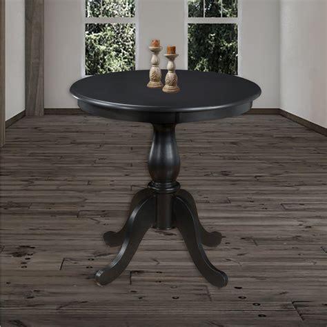 carolina cottage dining table carolina cottage fairview antique black pedestal dining