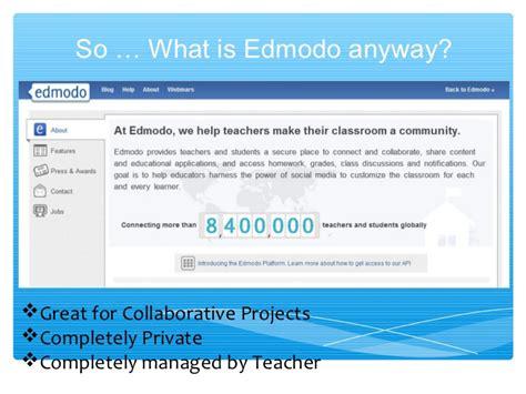 edmodo classes introduce your class to edmodo