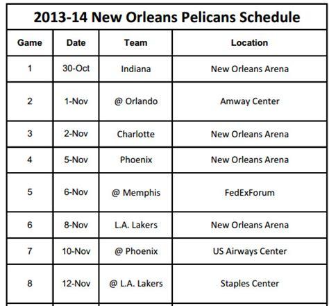 Pelicans Mba Season Schedule by 2014 2015 Nba Standings Predictions Informationdailynews