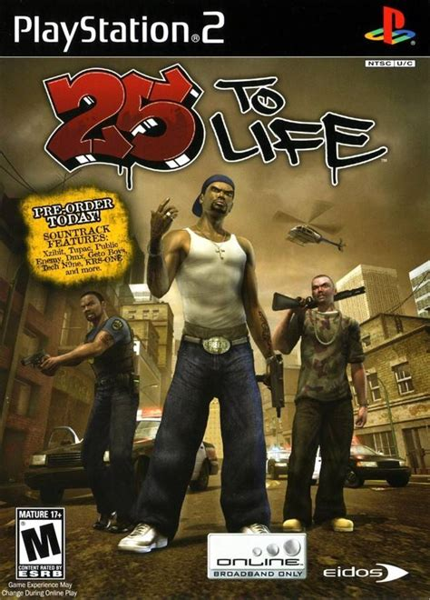 25 best pc games metacritic 25 to life box shot for playstation 2 gamefaqs