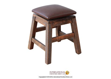 International Furniture Direct Bar Stools by Antique 30 Quot Swivel Barstool By International Furniture