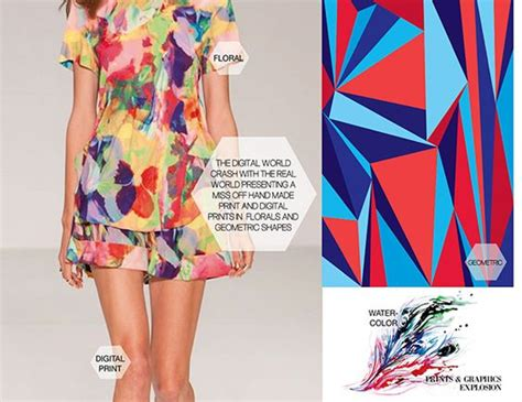 tendencias ver 227 o 2016 pattern curator blog and patterns water colors behance and galleries on pinterest