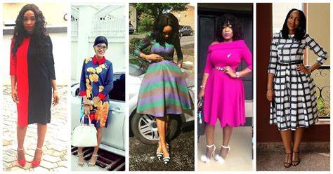 Fashion For Church   Plain, Patterned And Flora Dresses