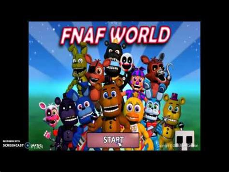game fnaf world full game gamejolt fibogamecom full download hacking fnaf world