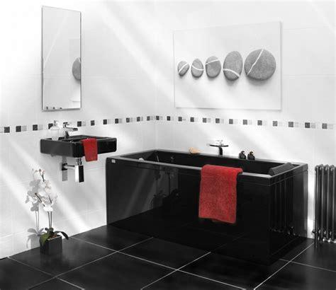 Schwarzes Badezimmer Dekorieren by 52 Fotos Badezimmer In Schwarz Und Wei 223 Archzine Net