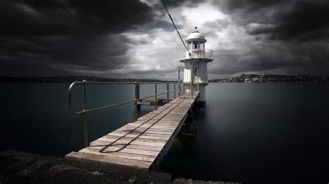 wallpaper sydney harbour   wallpaper  lighthouse