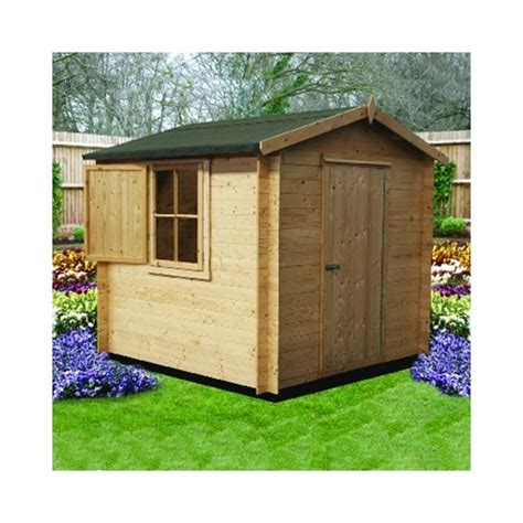 Shire Log Cabins Sale by Shire Camelot Log Cabin Garden