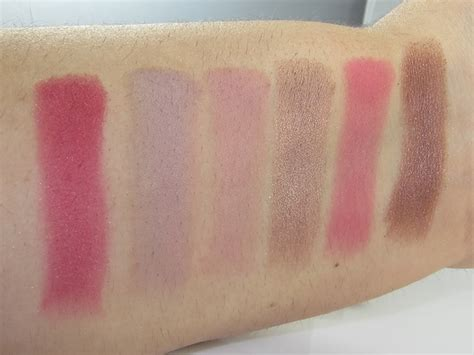 Eyeshadow Etude etude house pink skull color review swatches