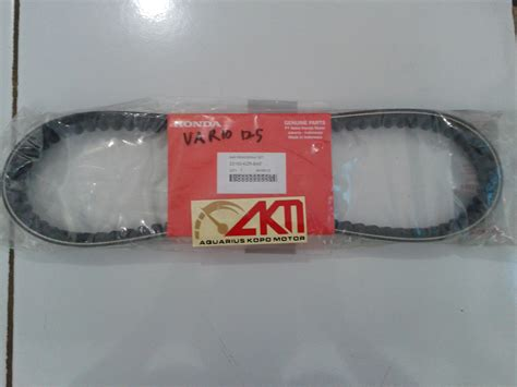 V Belt Vario Ktc Racing jual belt v belt vario 125 23100 kzr ba0 drive belt ahm honda original aquarius kopo motor