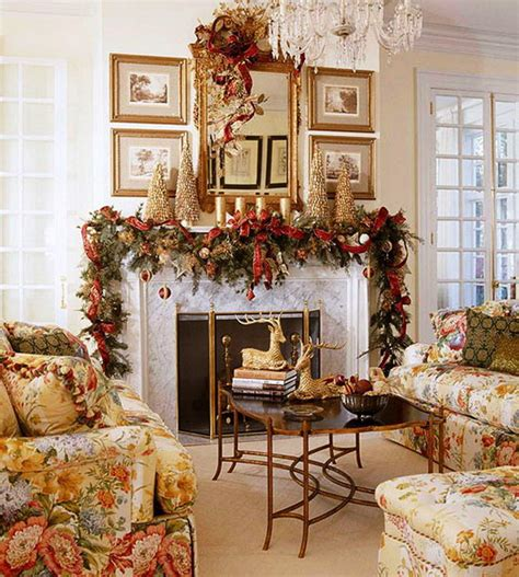48 inspiring holiday fireplace mantel decorating ideas