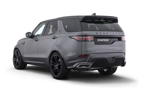 2017 land rover discovery custom official startech land rover discovery gtspirit