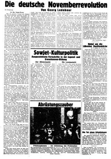 Archives Allemande, Journaux en ligne 1931,1932,1933.