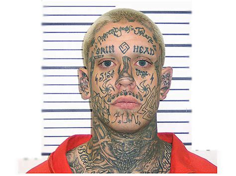 7 most notorious prison tattoos amp what they mean realclear