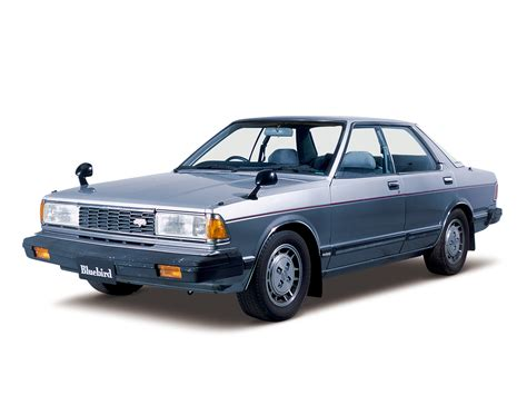 nissan bluebird nissan heritage collection datsun bluebird 4h t 1800