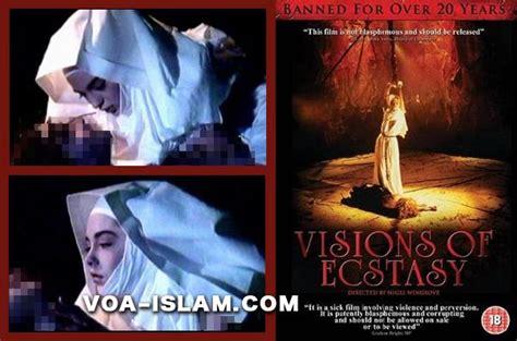 film yesus hmm film yesus dirayu suster katolik di atas salib