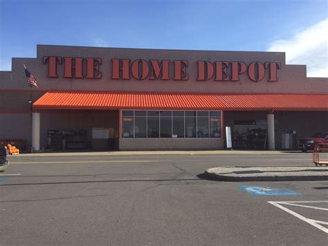 the home depot at 800 commerce boulevard dickson city pa