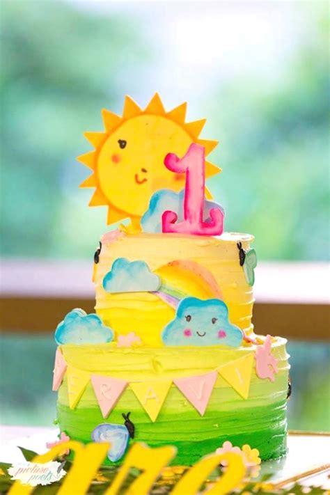 Kara's Party Ideas Stellar You Are My Sunshine Birthday Party   Kara's Party Ideas
