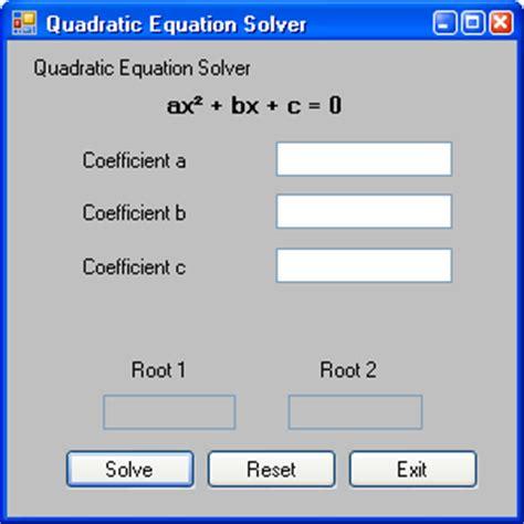 calculator quadratic equation program bittorrenttoo blog