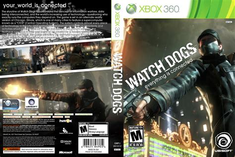 dogs xbox 360 capa dogs xbox 360 gamecover capas customizadas para dvd e bluray