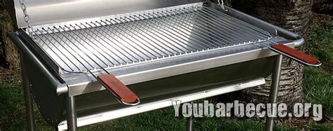 Grille Barbecue Inox by Barbecue Inox Fait Maison You Barbecue