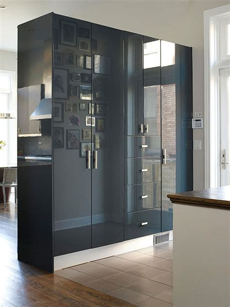 open front storage cabinets home design ideas transitional elements and room dividers