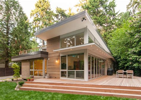glass box house glass box in the forest build blog