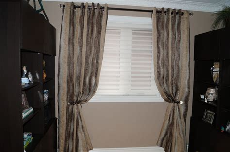 office window curtains office window treatments gta custom blinds elegant