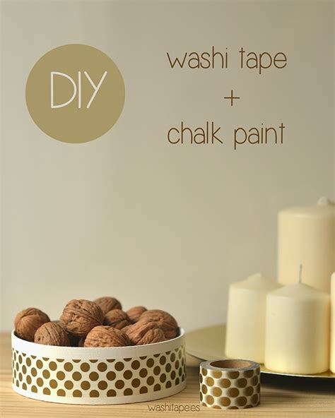 3 diy con chalk paint y una patata washi diy washi chalk paint