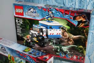World Review 2015 Toys Lego Jurassic World Review