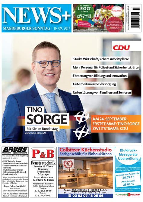 news 16 september 2017 by domnick issuu - Küchenstudio Magdeburg