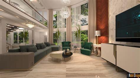 interior design concept  modern luxury home nobili