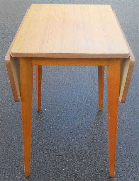 teak kitchen table retro teak dropleaf kitchen table