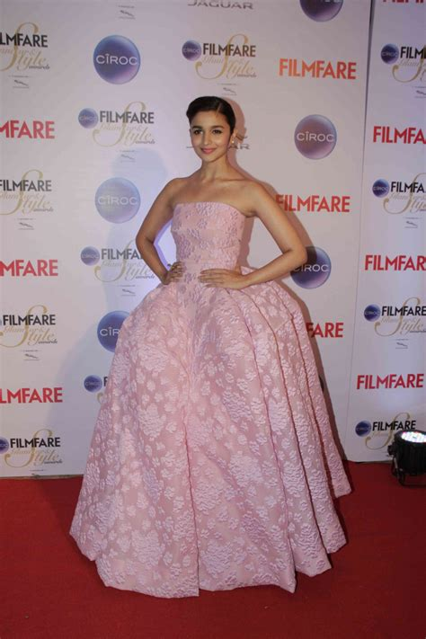 Glam Awards by Who Wore What At Filmfare Style Awards 2015