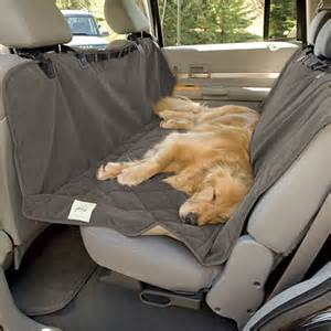 Interior Car Covers For Dogs Car Hammock Deluxe Microfiber Car Hammock Seat