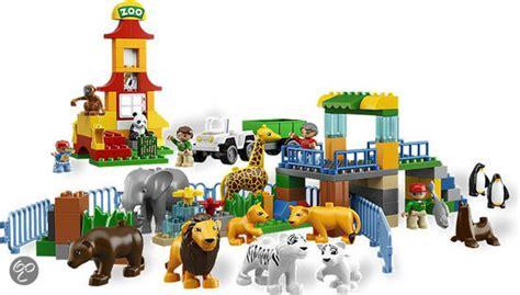 bol lego duplo grote dierentuin 6157 lego speelgoed