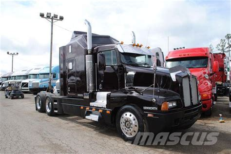 Kenworth T600 Tractor Units Price 163 7 531 Year Of